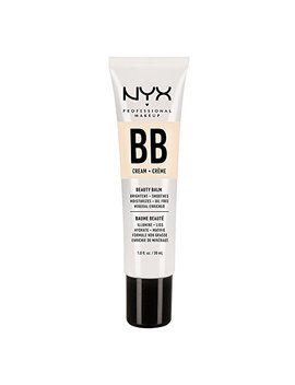 Nyx Professional Makeup Bb Cream, Nude, 1 Ounce by Nyx