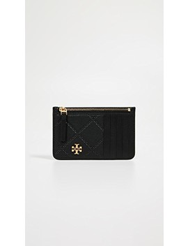 Georgia Zip Card Case by Tory Burch