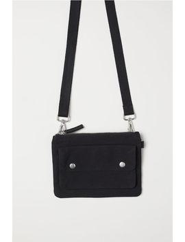 Чанта за рамо от брезент by H&M