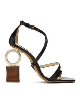 Black Samba Sandals by Jacquemus