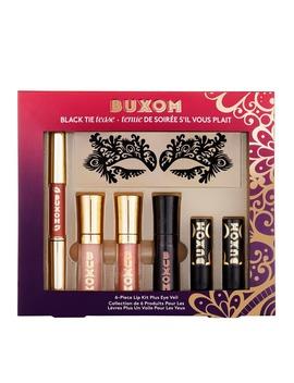 Buxom Black Tie Tease 6 Piece Kit by Buxom