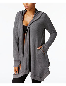 Hooded Wrap, Created For Macy's by Ideology