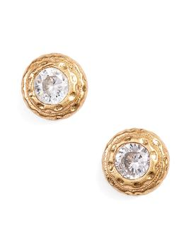 Round Stud Earrings by Kate Spade New York