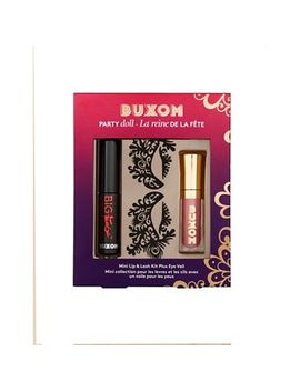 Buxom   'party Doll' Lip And Eyelash Kit by Buxom