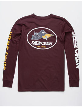 Salty Crew Fly By Mens T Shirt by Salty Crew