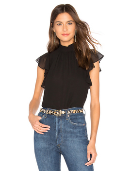 Flutter Sleeve Top by 1. State