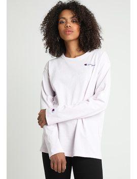 Langærmede T Shirts by Champion Reverse Weave