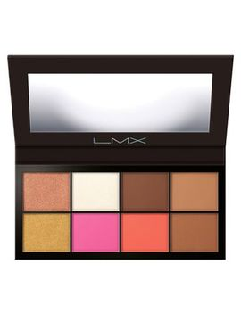 Lmx By Little Mix Turn Up The Base Face Palette by Little Mix