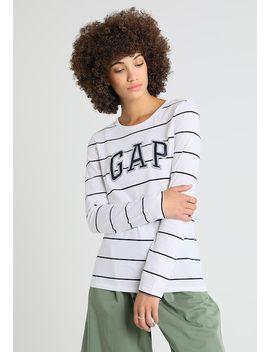 Logo    Langærmede T Shirts by Gap