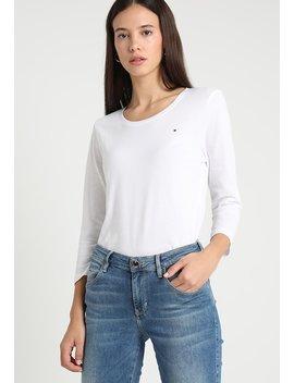 Jeana Scoop  3/4   Langærmede T Shirts by Tommy Hilfiger