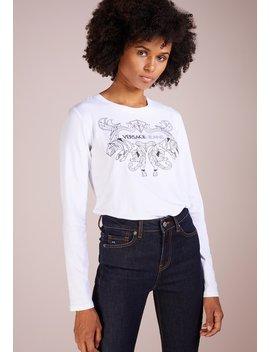 Langærmede T Shirts by Versace Jeans