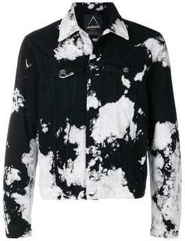 Tie Dye Denim Jacket by Mauna Kea