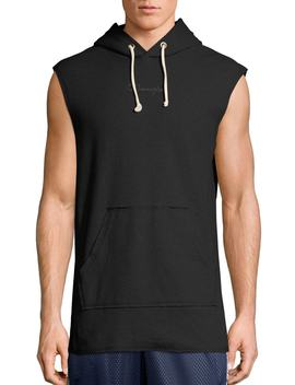 Sleeveless Hoodie by Champion