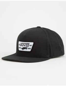 Vans Full Patch Mens Snapback Hat by Vans