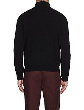 Cashmere Half Zip Sweater by Barneys New York