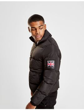 Good For Nothing Funnel Neck Bubble Jacket by Good For Nothing