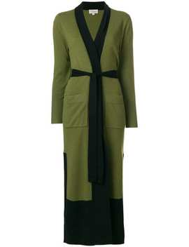 Belted Long Cardigan by Temperley London