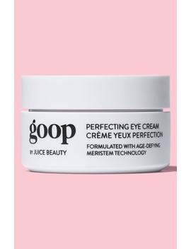 By Juice Beauty Perfecting Eye Cream by Goop