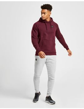 Under Armour Rival Overhead Hoodie by Under Armour
