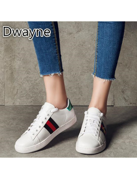 Autumn Women Shoes Flat Platform Shoes Women Casual Breathable Leather White Shoes Woman Student Zapatos De Mujer Ladies Shoes by Dwayne
