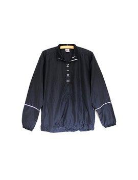 Black Nike Windbreaker, Vintage Nike Sweater, Nike Sweatshirt, Hip Hop Streetwear, Nike Windrunner, Nike Swoosh, Nike Tracksuit, Nike Jacket by Etsy