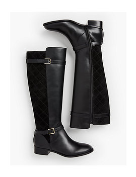 Tish Riding Boots by Talbots