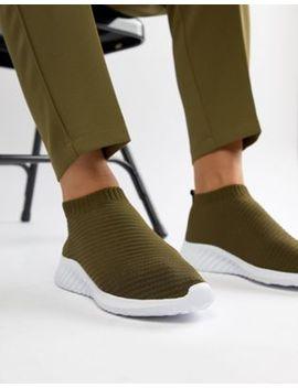 Asos Design Darlington Sock Trainers by Asos Design