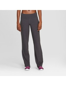Women's Mid Rise Cotton Pants   C9 Champion® by C9 Champion®