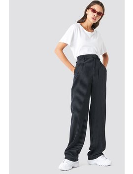 Flared Striped Pants by Na Kd Classic