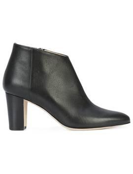 Brusta Ankle Boots by Manolo Blahnik