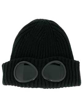 Glasses Knit Cap by Cp Company