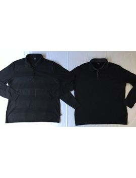 2 X Mens Hugo Boss Black Long Sleeve Tops Size Xl Perfect For This Time If Year by Ebay Seller