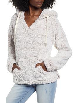 Cozy Fleece Hoodie by Thread & Supply