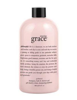 Philosophy Amazing Grace Perfumed 3 In 1 Shampoo, Bath & Shower Gel 480ml by Philosophy
