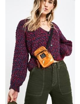 Uo Twist Knit Fisherman Cardigan by Urban Outfitters