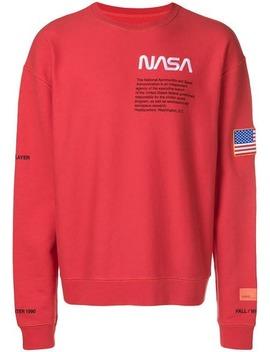 Heron Preston X Nasa Sweatshirt by Heron Preston