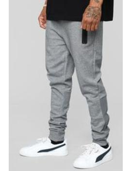 Ronny Sweat Pant   Charcoal by Fashion Nova