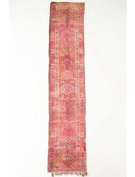 Canary Lane Vintage Turkish Heirloom Runner Rug No. 31 by Canary Lane