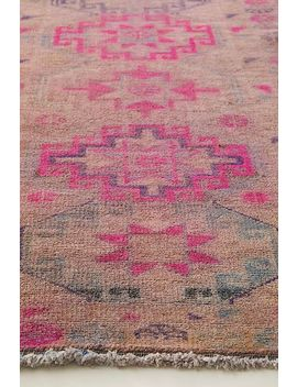 Canary Lane Vintage Turkish Heirloom Runner Rug No. 28 by Canary Lane