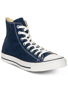 Men's Chuck Taylor High Top Sneakers From Finish Line by Converse