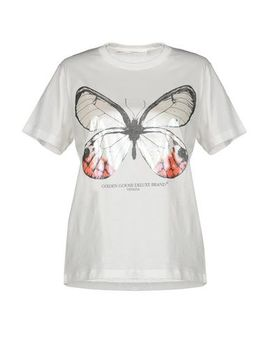 Golden Goose Deluxe Brand T Shirt   T Shirts And Tops by Golden Goose Deluxe Brand