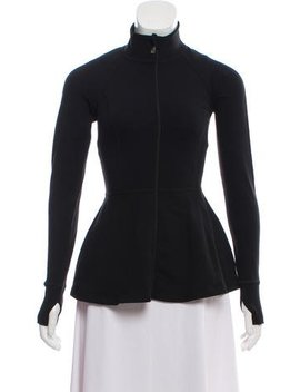 Kate Spade New York Lightweight Mock Neck Jacket W/ Tags by Kate Spade New York