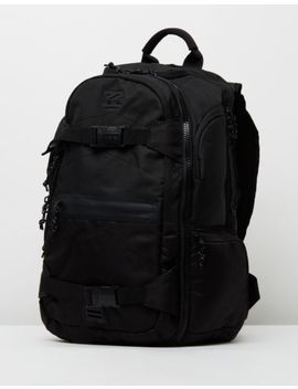 Billabong Combat Stealth School Laptop Skate Backpack 35 Litres. Nwt. Rrp $99 99 by Billabong