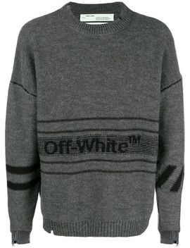 Printed Jumper by Off White