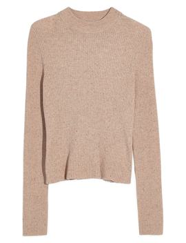Mock Neck Pullover Sweater by Madewell