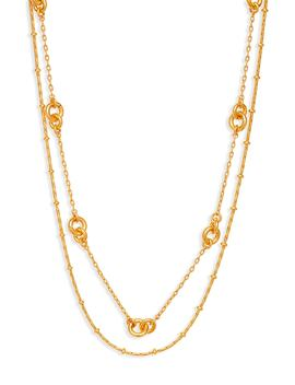 Layered Chain Necklace by Madewell