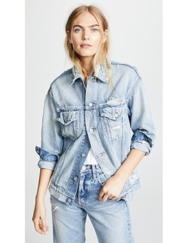 Mv Mettler Trucker Jacket by Moussy Vintage