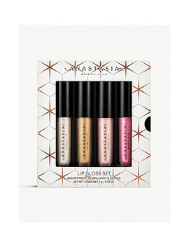 Holiday Mini Lip Gloss Set by Anastasia Beverly Hills