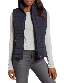 Quilted Vest by Joules