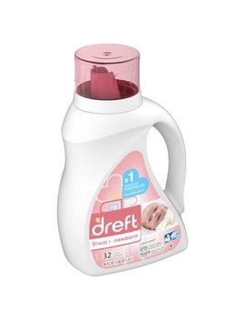 Dreft Stage 1: Newborn Liquid Laundry Detergent, 32 Loads 50 Fl Oz by Dreft